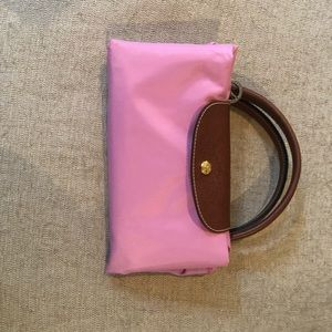 Longchamp Le Pliage Large Tote. 25 by 13 by 5.